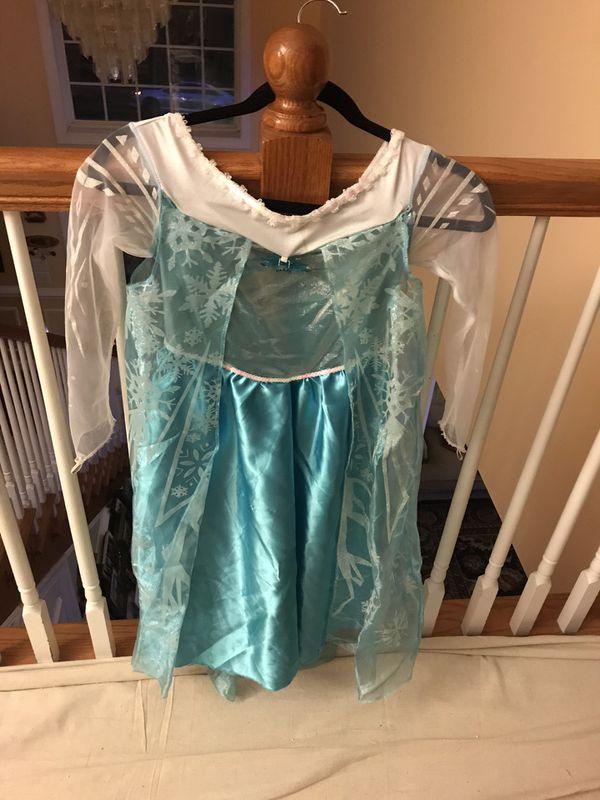 Elsa costume size large