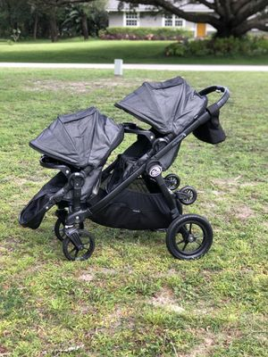 City select double stroller for Sale in Orlando, FL