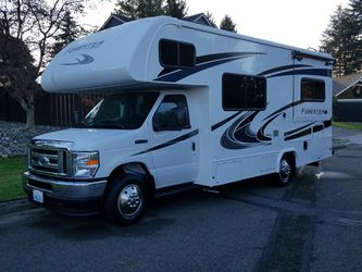 Price Reduced 2021 NEW Forester class C motorhome 25' for Sale in Lakewood,  WA