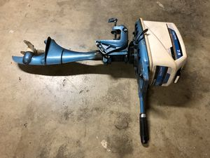 Vintage 7.5hp Sea King Outboard Runs! for Sale in Yucaipa, CA