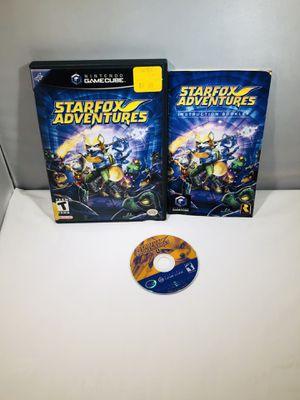 Starfox Adventures nintendo GameCube for Sale in Long Beach, CA