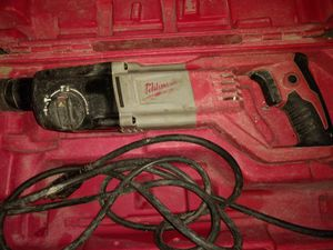Milwaukee Rotary Hammer + Drill Bit for Sale in Pueblo, CO
