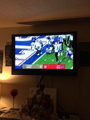 50inch Sanyo Plasma TV w/remote & wall mount for Sale in Wichita, KS