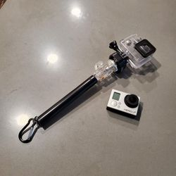 GoPro Hero 3+ With Stick for Sale in Orlando,  FL