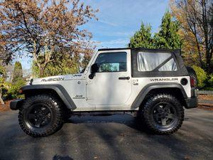 2009 Jeep Wrangler for Sale in Auburn, WA