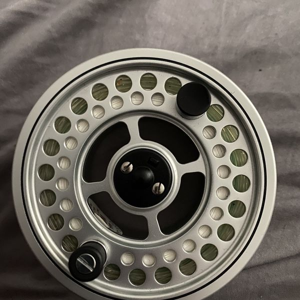 Brand new extra reel spool for a Cortland 444 fly reel