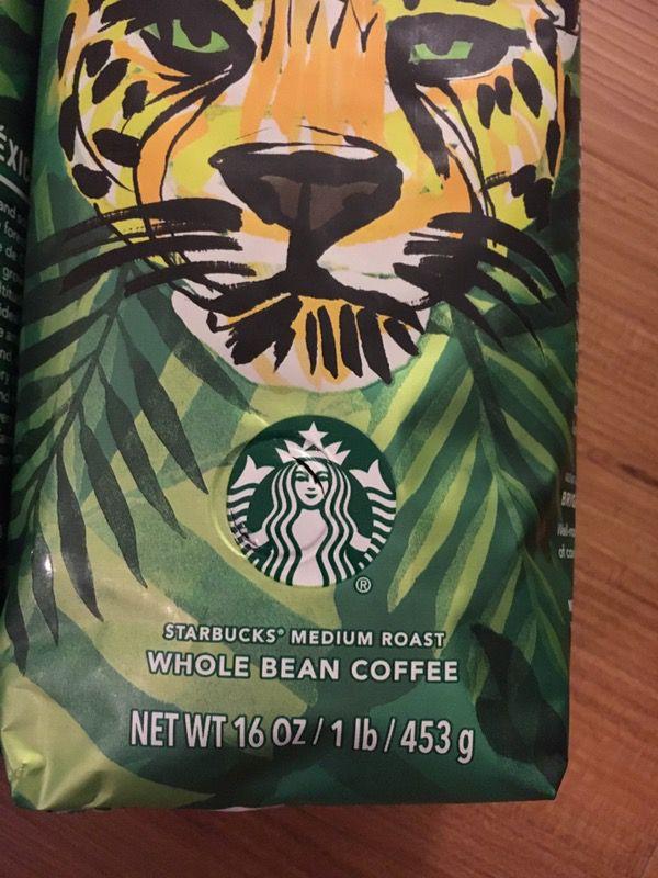 Brand New 2 Pack Of Starbucks Chiapas Blend Medium Roast