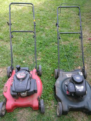 Two lawnmowers for sale $50 for Sale in Knoxville, TN