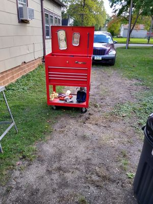 Snap on rolling tool box for Sale in Mason City, IA