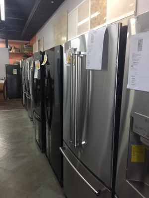 Open box 📦 scratch and dent appliances 60 % off refrigerators heladera nevera sale for Sale in Oakland Park, FL
