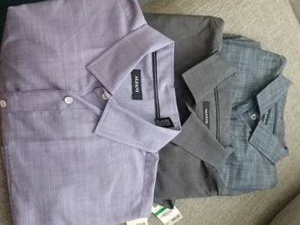 Men's New Alfani Shirts for Sale in Natrona Heights,  PA