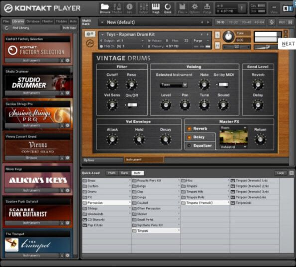 Whatever Vst You Need