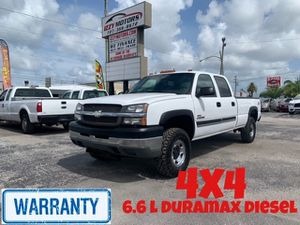 2004 Chevrolet Silverado 2500HD for Sale in St.Petersburg, FL