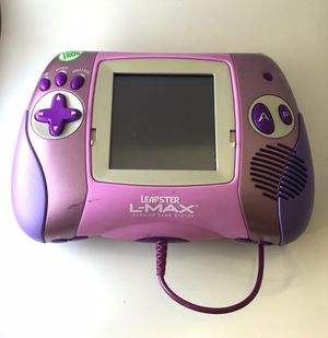 LeapFrog Leapster Learning Game System- Pink for Sale in Orlando, FL