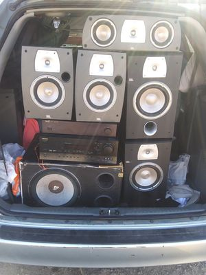 Speakers and Receiver for Sale in Gilbert, AZ