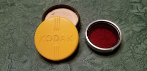 Kodak red filter, series VI adapter 1.5 inch ring for Sale in Williamsport, PA