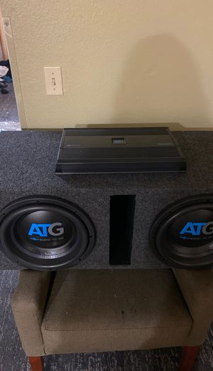 Audio To Go Stereo System for Sale in Mesa, AZ