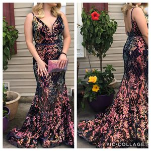 Ava Presley size 10 Prom dress for Sale in Woodbury Heights, NJ