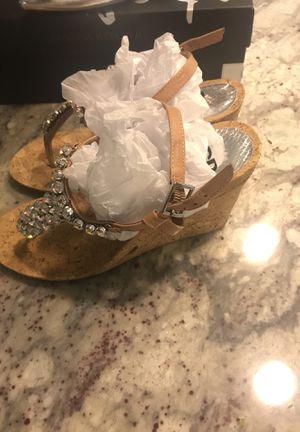 Gianni Bini Heel Sandals Size 10.0 for Sale in Dallas, TX
