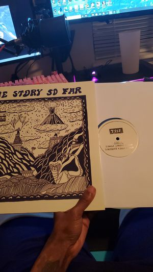 The story so far self titled vinyl for Sale in Orlando, FL
