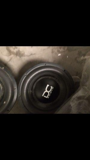 "DC Audio 12"" pro audio battery seperate for Sale in Ellenwood, GA"