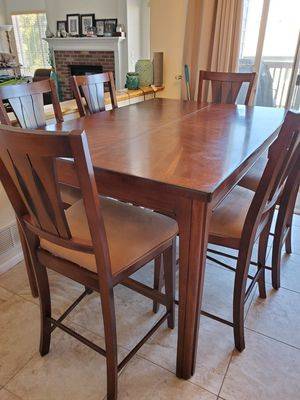 Counter Height Kitchen Table And Chairs for Sale in Thornton, CO