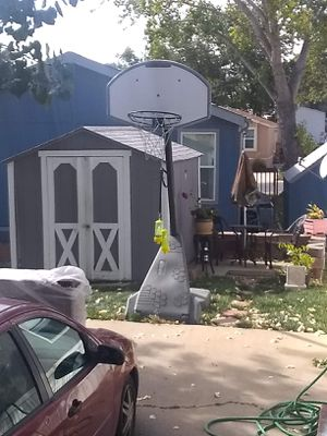 Basketball hoop for Sale in Denver, CO