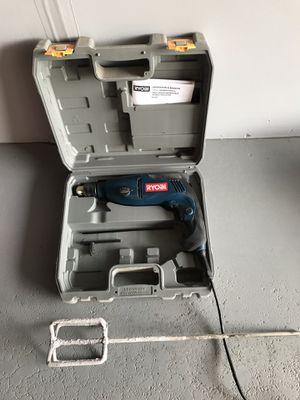 Ryobi Hammer Drill for Sale in Schaumburg, IL