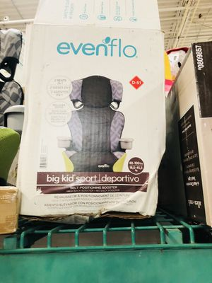 Evenflo booster seat $15 each !!! for Sale in Las Vegas, NV