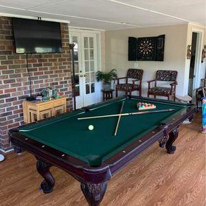 8 Feet Pool Table for Sale in Suwanee, GA