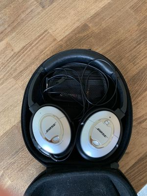 Bose Quiet Comfort Headphones for Sale in Thompson's Station, TN