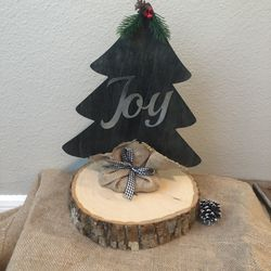 Rustic Farmhouse Christmas Tree for Sale in Houston,  TX
