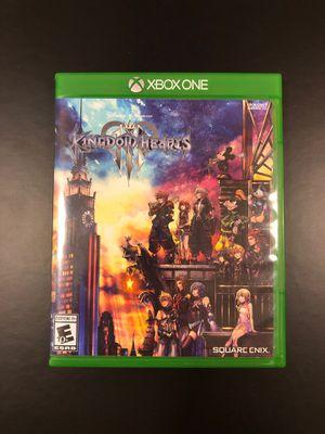 Kingdom Hearts III Xbox One for Sale in Tacoma, WA