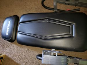Innova Heavy Duty Fitness Inversion Therapy Tabl for Sale in Medford, OR