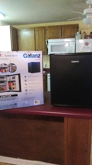 1.7 cu ft mini refrigerator brand new in the box for Sale in Monroe, NC
