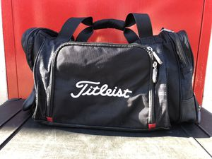 GOLF -Titleist duffle bag (like new) for Sale in Holladay, UT