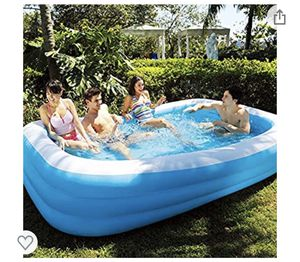 Large inflatable pool for Sale in Alhambra, CA