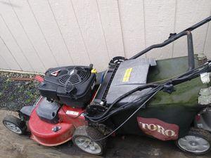 Toro lawn mower for Sale in Vancouver, WA