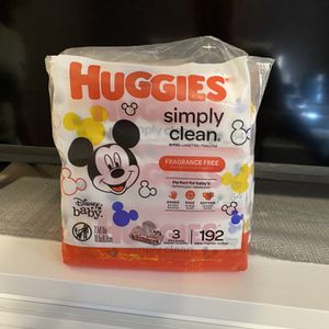 Huggies wipes for Sale in Yonkers, NY