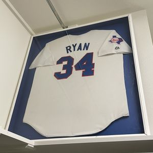 Ryan Baseball Jersey Display Case Included for Sale in Dallas, TX