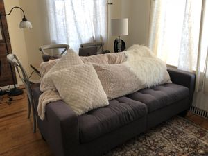 White Fur Decor Set for Sale in New York, NY