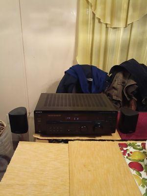 Sony audio video receiver for Sale in Warren, MI