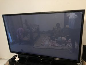 Tv like brand new 50 for Sale in West Palm Beach, FL