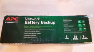 APC brand network battery back-up for Sale in Lakeside, AZ