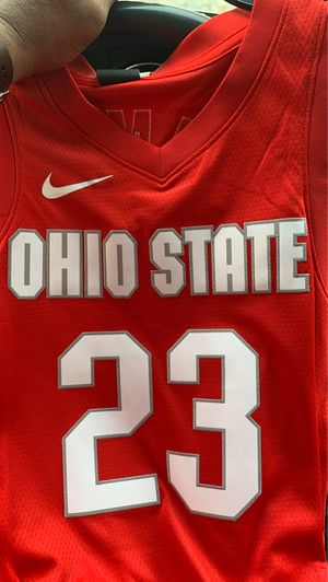 Nike Ohio State Lebron James Jersey for Sale in Akron, OH