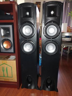 KLIPSCH towers F20 new conditions for Sale in Pasadena, CA