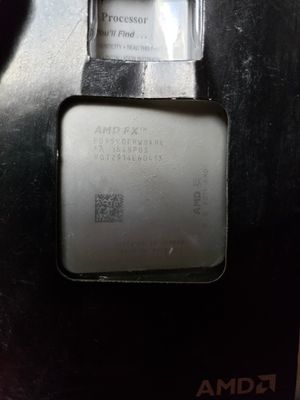 AMD FX 9590 black addition. for Sale in Pojoaque, NM