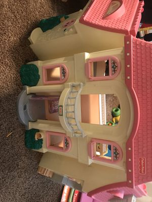 Fisher price doll house for Sale in Richmond, VA