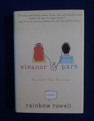 Eleanor & Park by Rainbow Rowell for Sale in San Antonio, TX