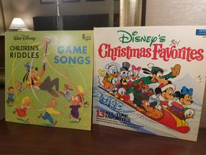 Disney Records for Sale in Sanatoga, PA